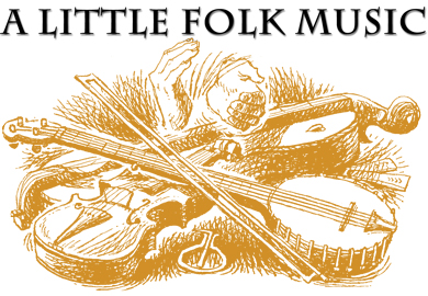 A Little Folk Music logo