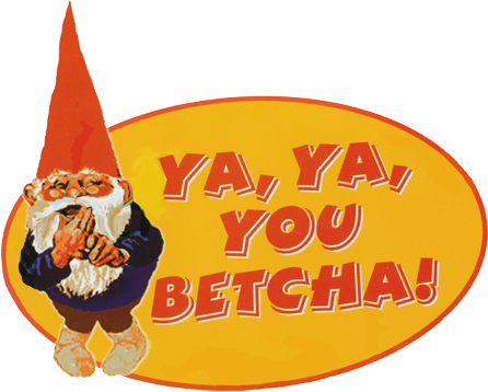 Ya Ya You Betcha logo