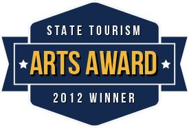 Wisconsin State Tourism Arts Award Winner