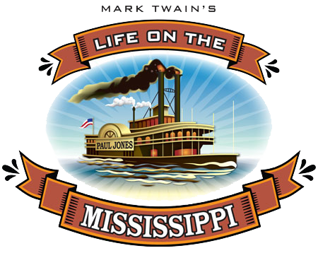 life on the mississippi Mississippi river facts & links river facts and figures to get to mississippi river trivia, click here the mississippi river flows over.