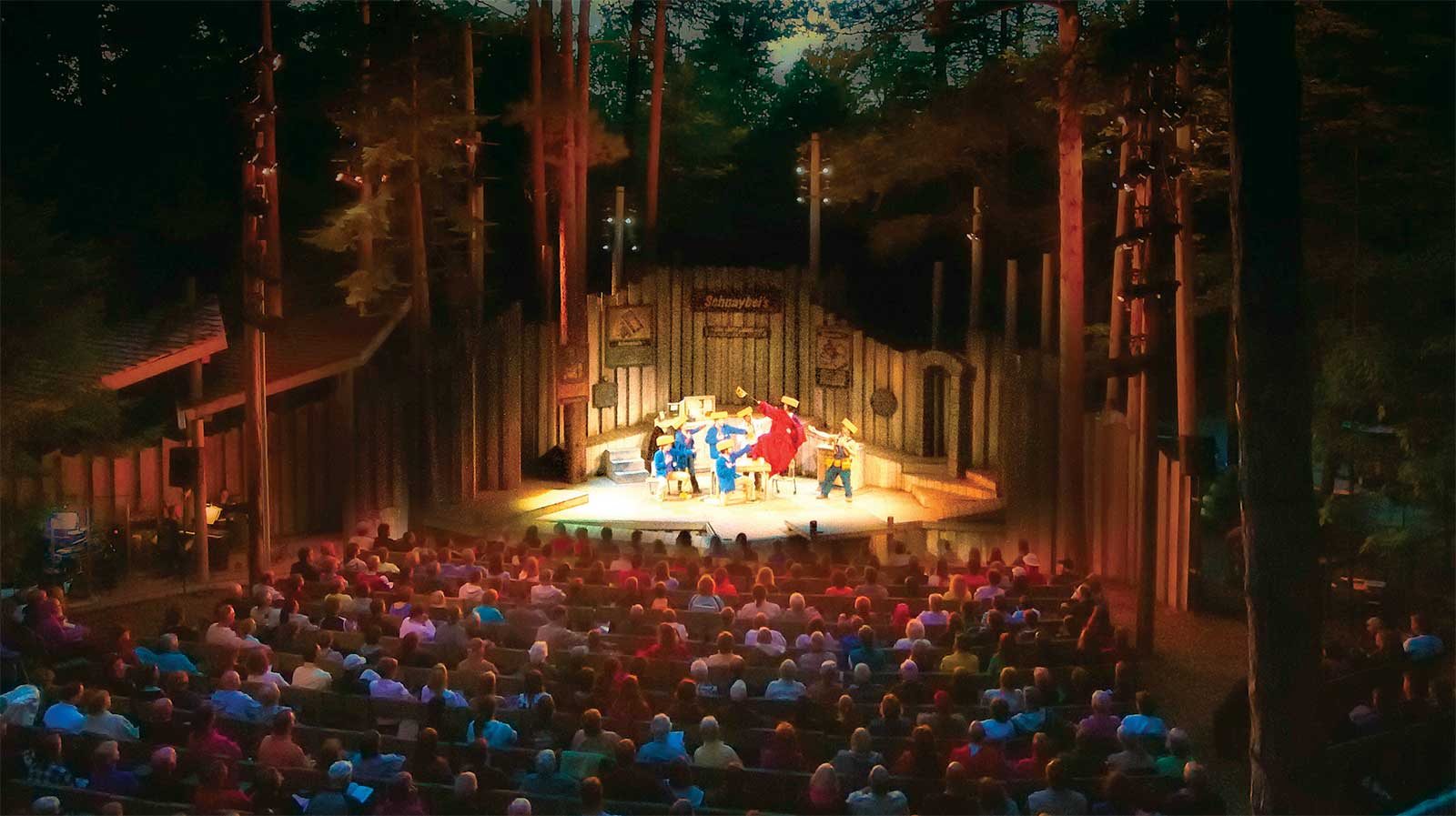 Door County Summer Musical Comedies At Northern Sky Theater